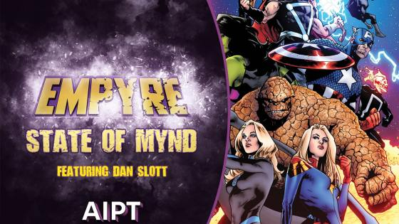 Slott answers your Empyre questions, teases details about the post Cosmic landscape, and more.