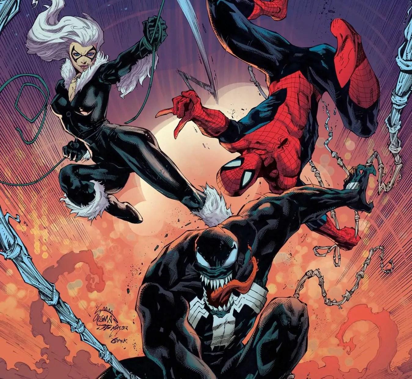 'Free Comic Book Day Spider-Man/Venom' #1 review