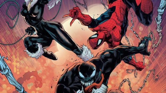 Free Comic Book Day Spider-Man/Venom is now at your local comic book shop.