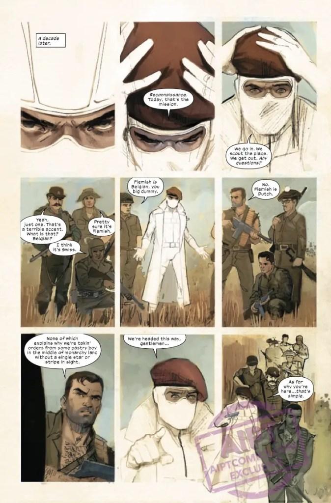Giant-Size X-Men: Fantomex