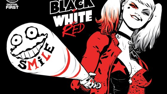 Harley Quinn Black + White + Red #3 is another winner in the stellar digital-first series.