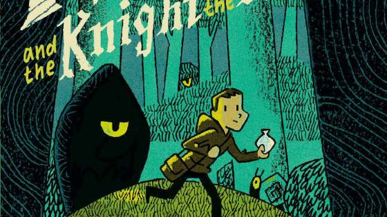 Kerry and the Knight of the Forest is a fantasy adventure that'll bring you back to your youth.
