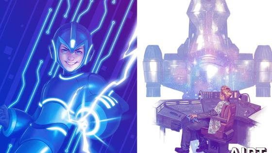 Miguel Mercado will be producing covers for BOOM! Studios through 2021.