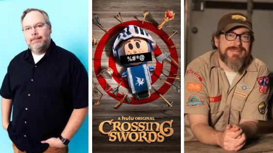 Interview with 'Crossing Swords' creators Tom Root and John Harvatine IV
