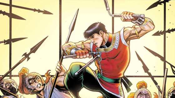 Shang-Chi #1 is set for a September 2020 release.