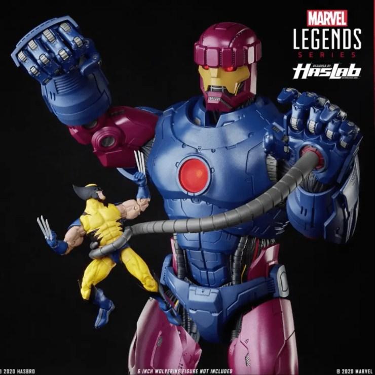 X-Men Marvel Legends