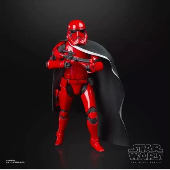 Star Wars Black Series Captain Cardinal