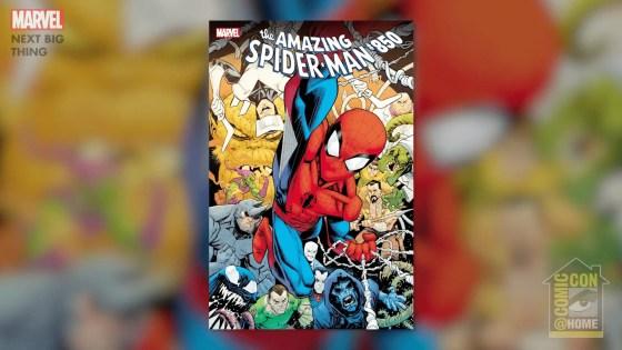 SDCC '20: 'Marvel Comics: Next Big Thing' reveals Spider-Man 'Last Remains'