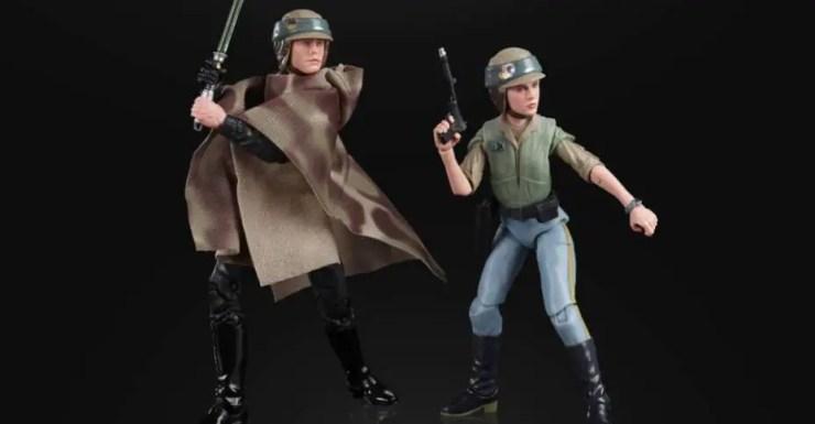 Star Wars Black Series Heroes of Endor