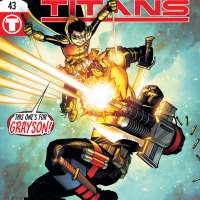 EXCLUSIVE DC Preview: Teen Titans #43