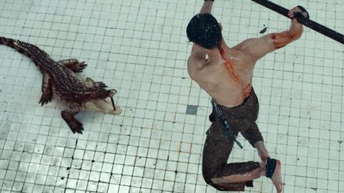 'The Pool' review: Man vs. crocodile thriller from Thailand is over the top fun