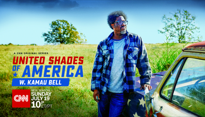 Channel Surfing TV Picks United Shades of America