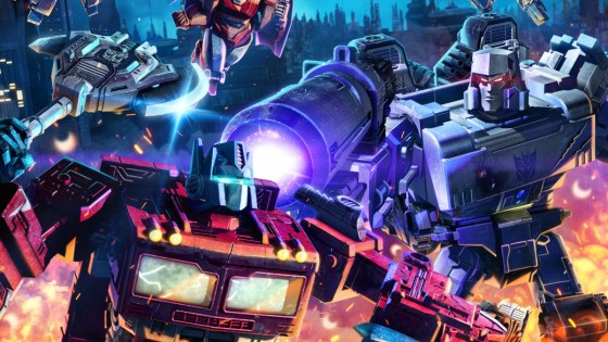 War for Cybertron transformers