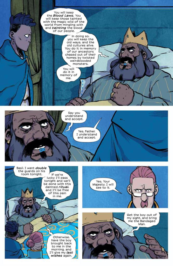 BOOM! Preview: Wynd #2
