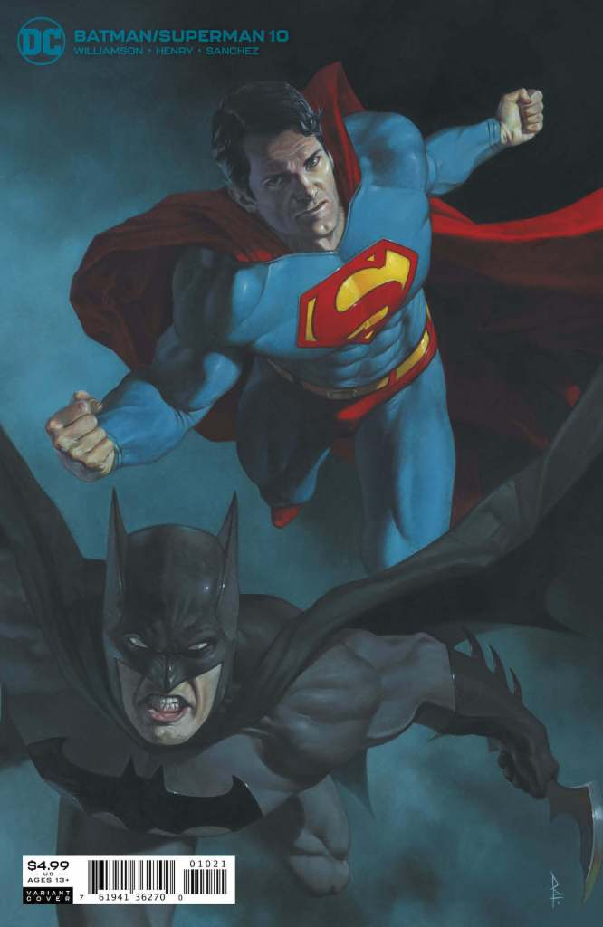 DC Preview: Batman/Superman #10