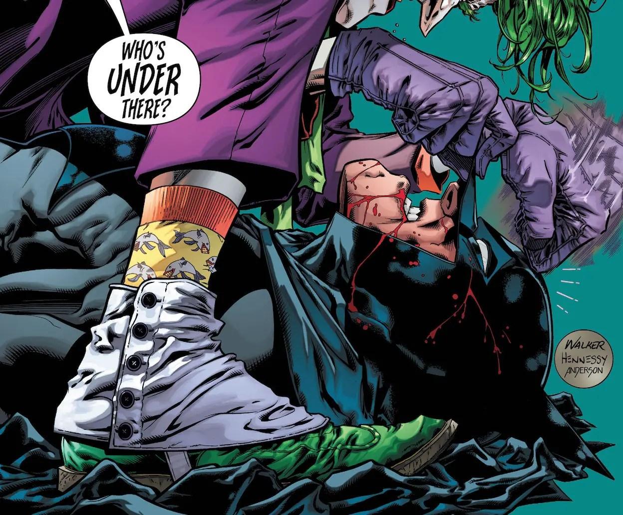 'Detective Comics' #1023 review