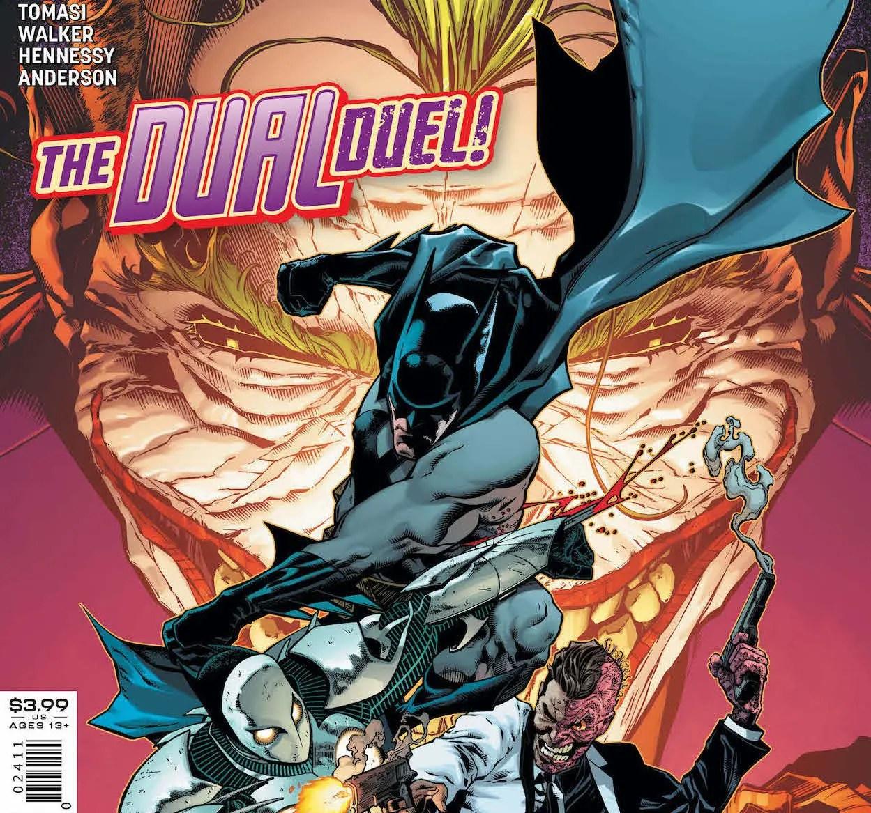 'Detective Comics' #1024 review: Explosive action