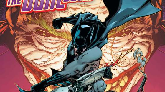'Detective Comics' is all-out war as the Court of Owls, Two-Face, and Batman throw down.