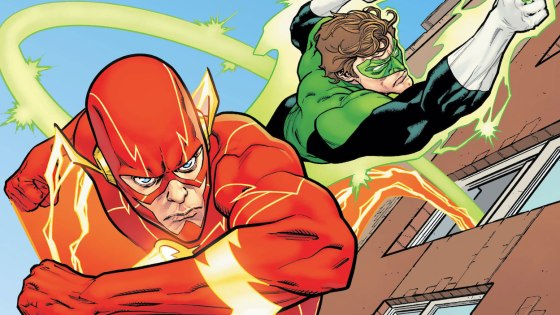 DC Preview: The Flash: Fastest Man Alive #10