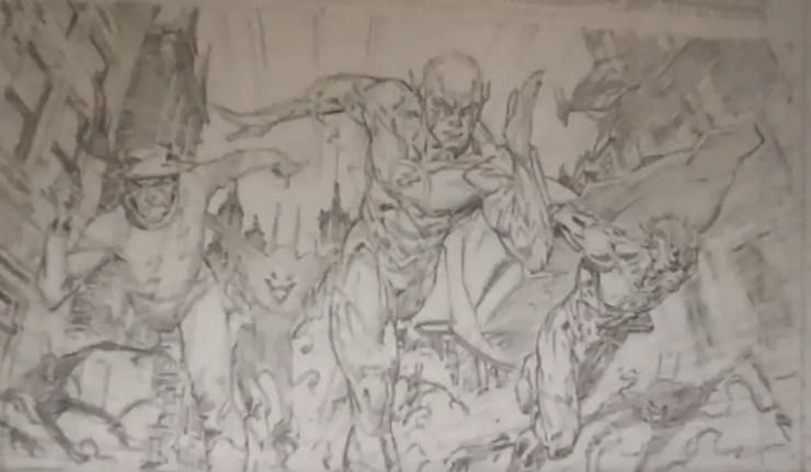 SDCC '20: Dark Nights: Death Metal panel recap