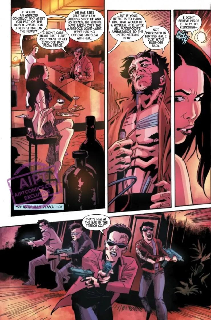 Iron Man 2020: Robot Revolution - iWOLVERINE