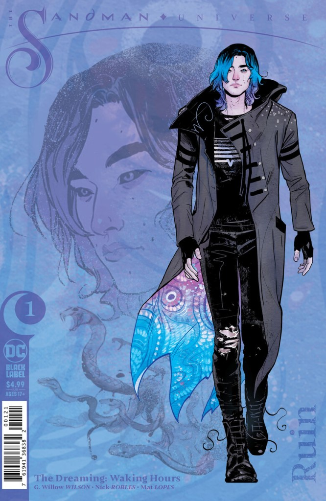 The Dreaming: Waking Hours #1 cover