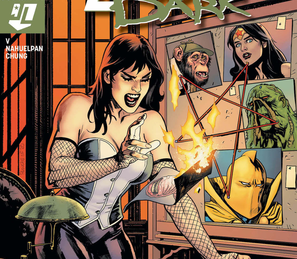 'Justice League Dark' #24 review