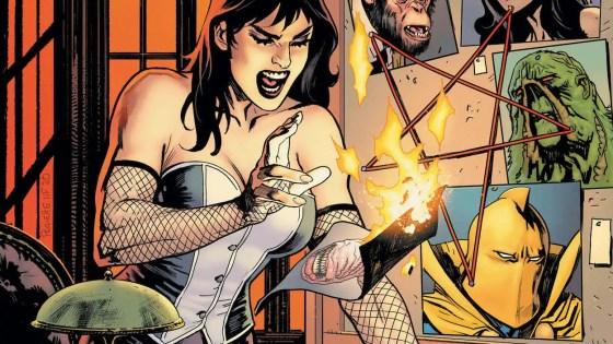 DC Preview: Justice League Dark #24