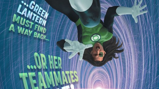 A must-read for Green Lantern fans.