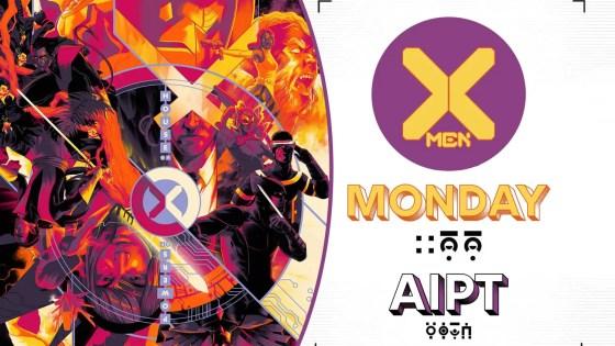 X-Men Monday - Matt Taylor