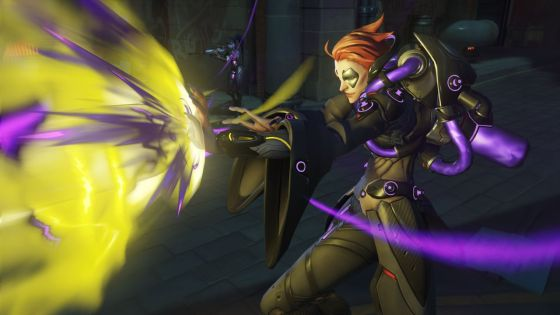 Moira receives huge buff in latest Overwatch experimental patch