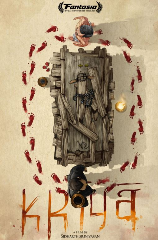 Watch: New trailer for Fantasia World Premiere horror movie 'Kriya'