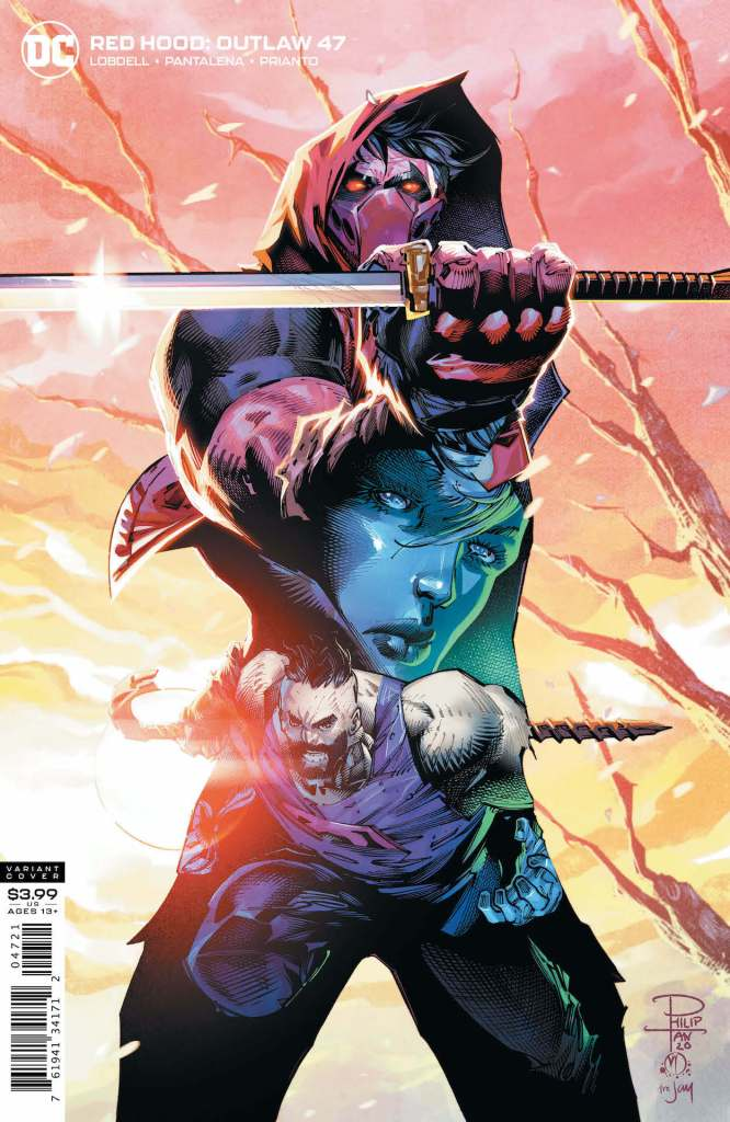 DC Preview: Red Hood and the Outlaws #7