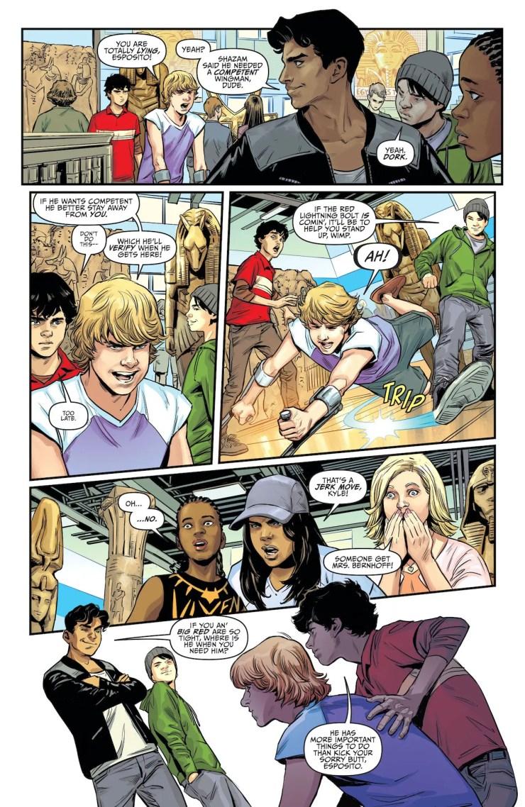 DC Preview: Shazam: Lightning Strikes #1