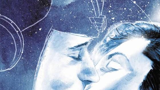 In Strange Adventures #3, can Adam Strange handle the truth?