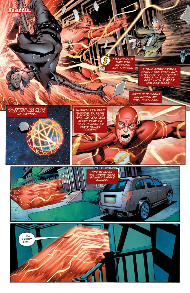 DC Preview: The Flash #757