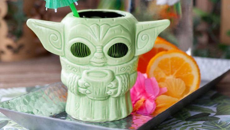 Toynk announces three new Mandalorian Geeki Tiki mugs