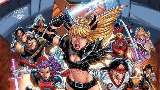 Free Comic Book Day X-Men #1 reveals new details about X of Swords.