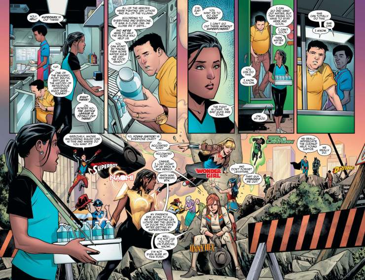 DC Preview: Young Justice #17