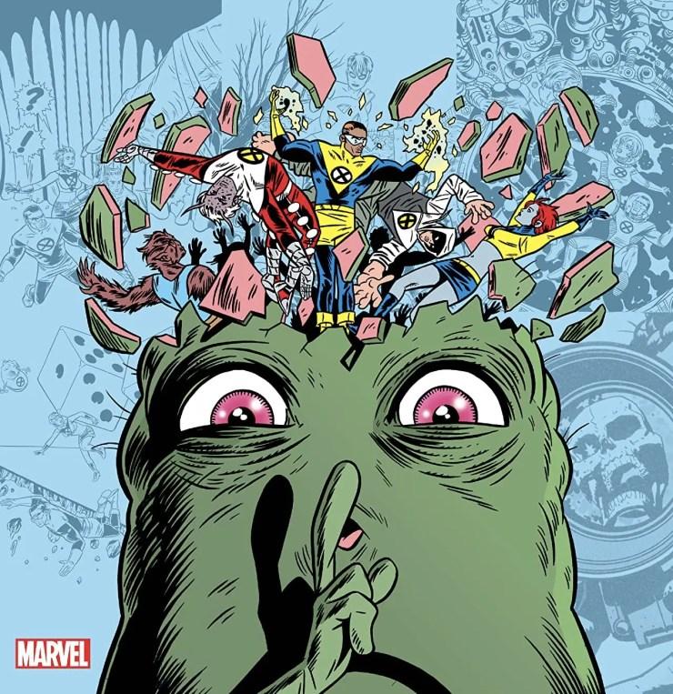 X-Men Monday #68 - Creator Spotlight: Artist Matt Taylor