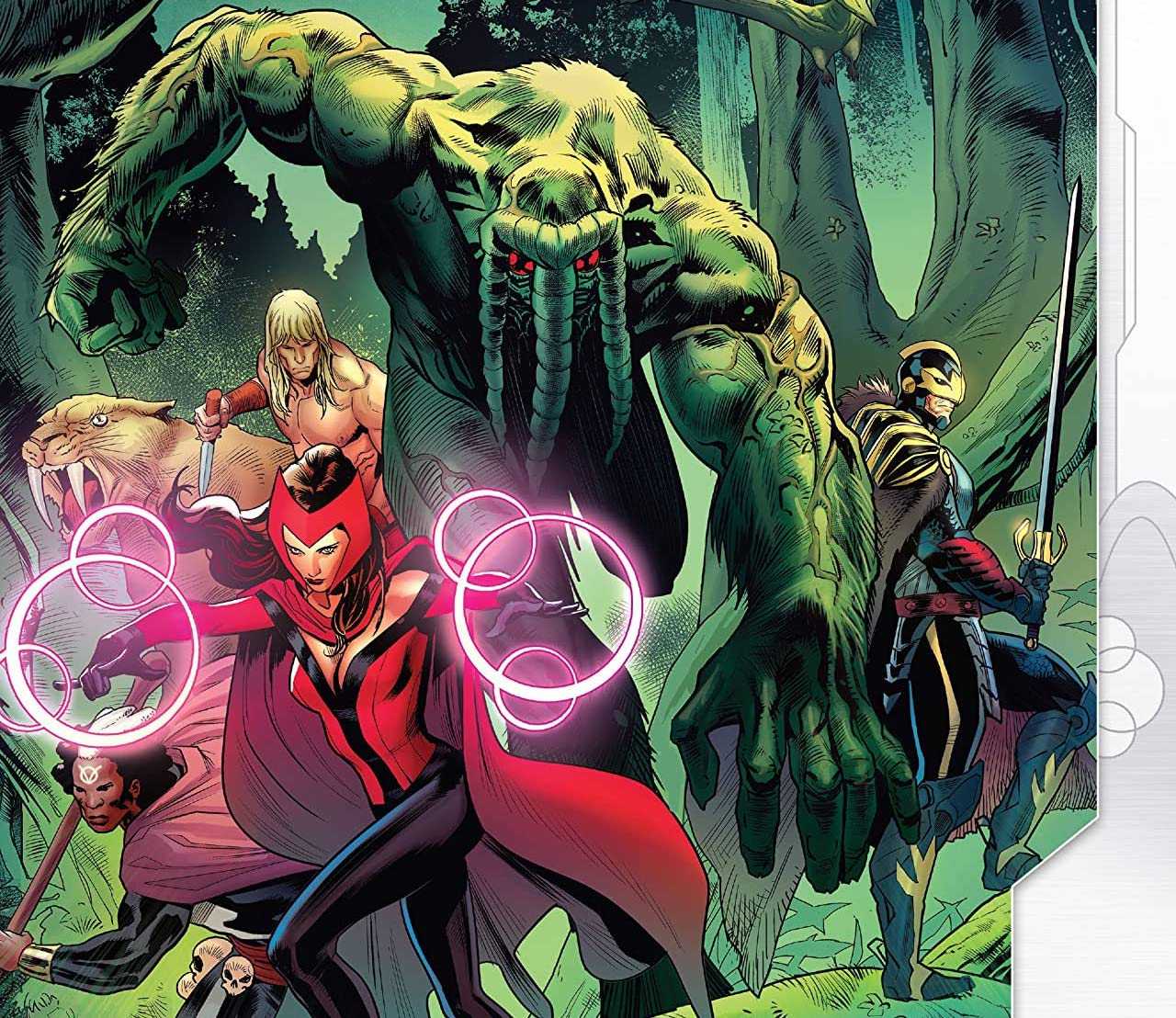 'Empyre: Avengers' #2 review