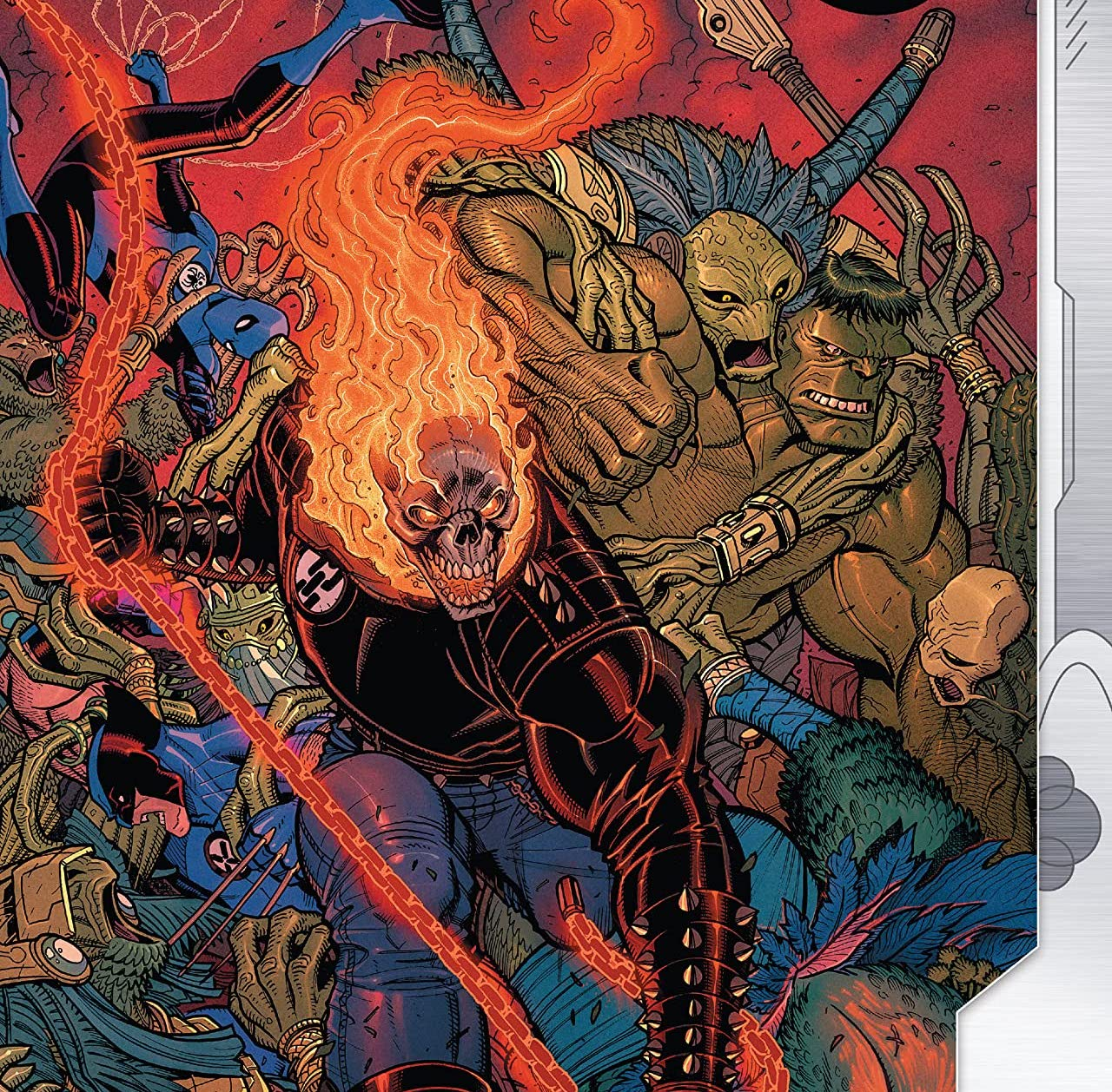 'Fantastic Four' #22 review