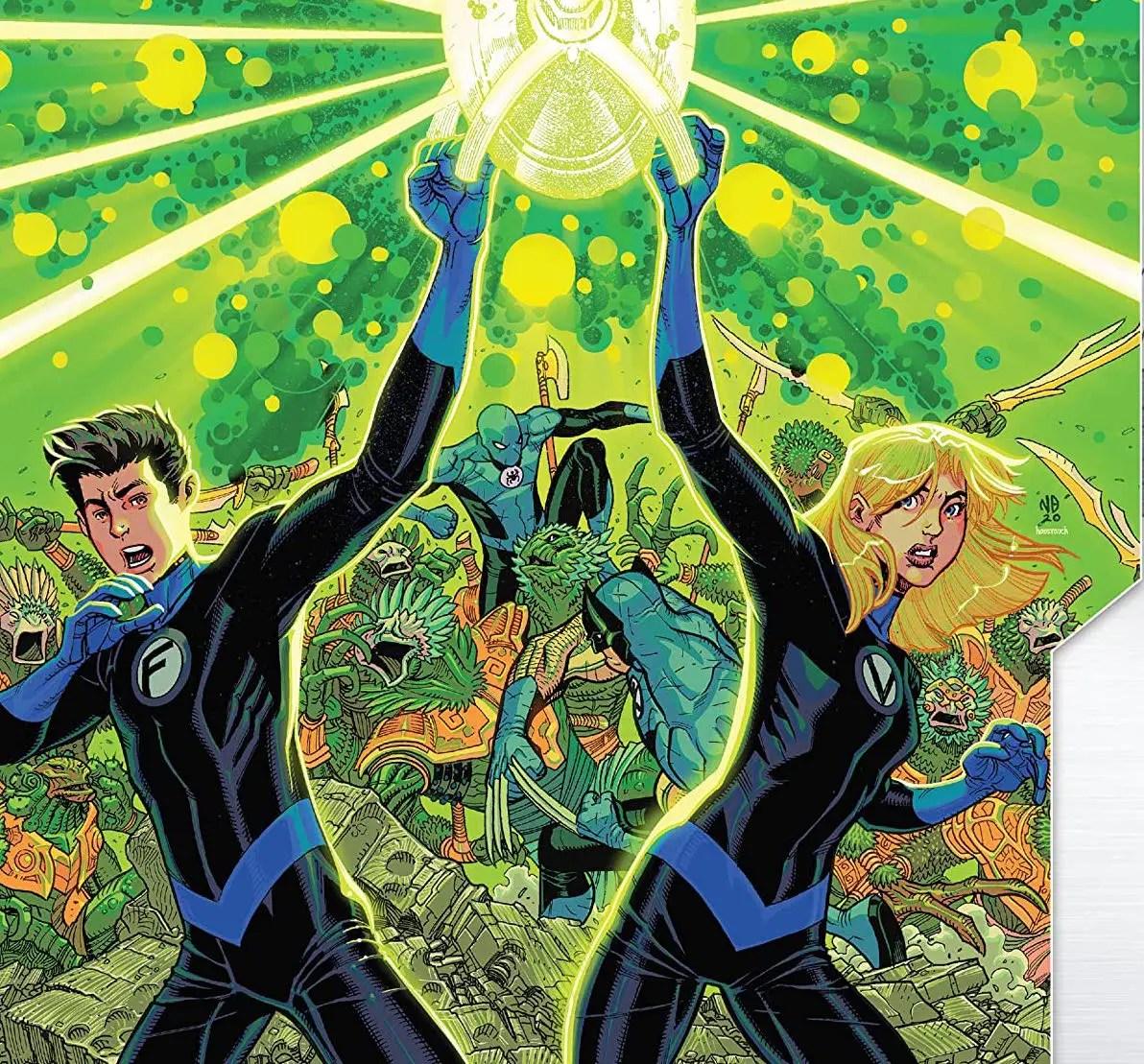 'Fantastic Four' #23 review