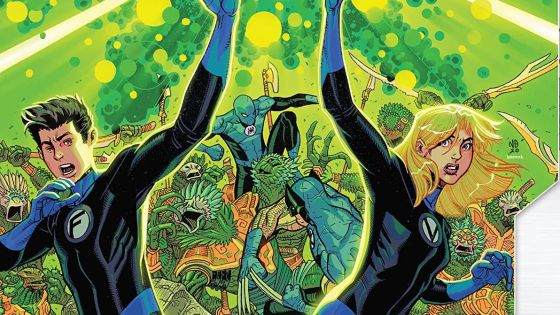 Fantastic Four #23 is a must-read story to totally enjoy Empyre's finale.