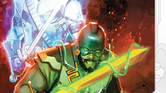 EXCLUSIVE Marvel Preview: Lords of Empyre: Swordsman #1