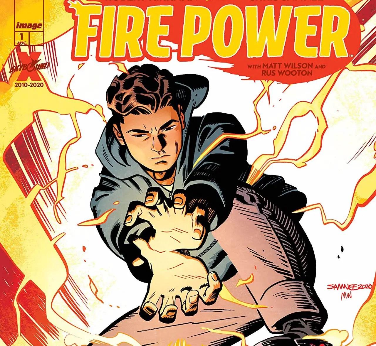 'Fire Power By Kirkman & Samnee' #1 review