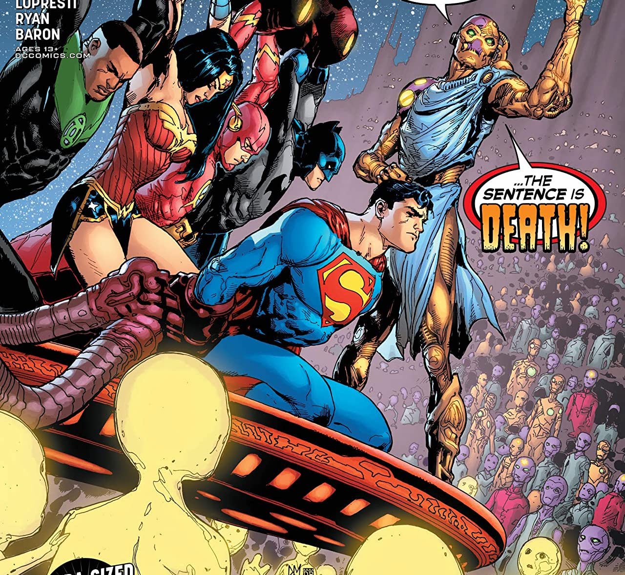 'Justice League' #50 review: Can it lead by example?
