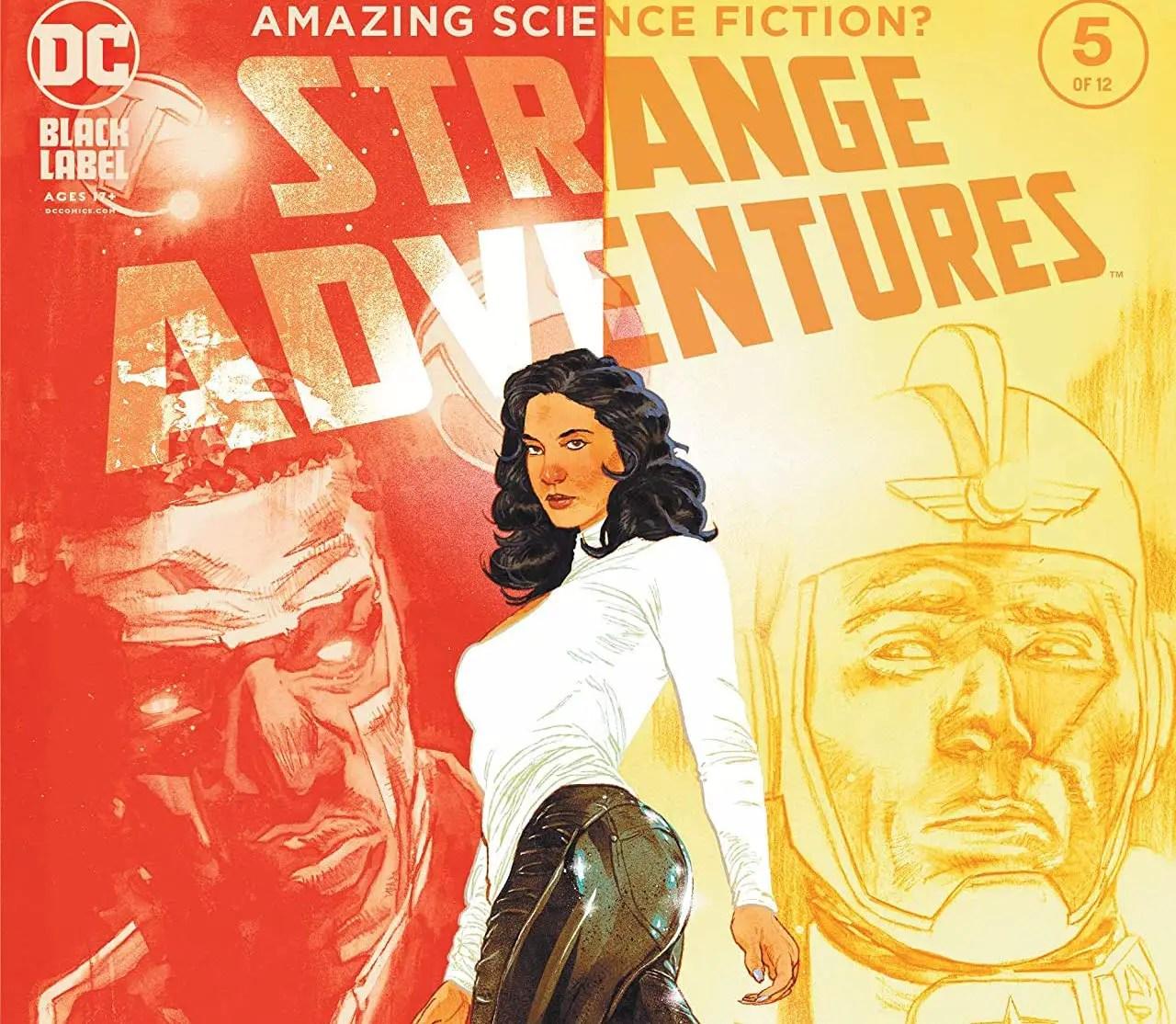 'Strange Adventures' #5 review