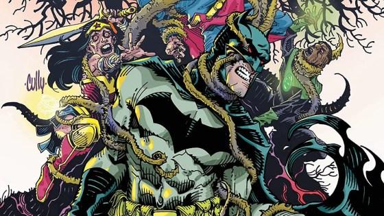 'Justice League' #52 review: Could change Batman forever