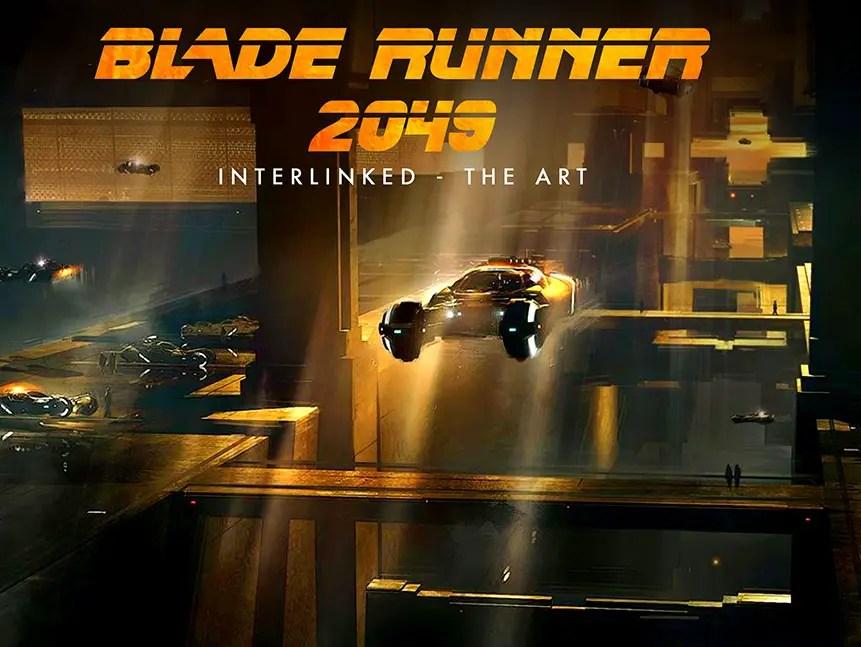 'Blade Runner 2049 - Interlinked - The Art' review